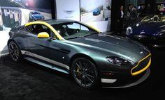 Aston Martin V8 Vantage One day !!