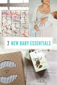 7 New Baby Essential
