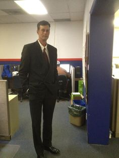 KOLO8 News Now photographer Ray is all dressed up and ready to take a vacation. Have fun, Ray!