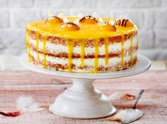 Unser beliebtes Rezept für Aprikosen-Hummel-Torte und mehr als 55.000 weitere kostenlose Rezepte auf LECKER.de.