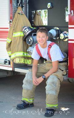 Senior Boy, Firefighter