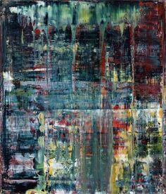 Gerhard Richter » Art » Paintings » Abstracts » Abstract Painting » 801-3