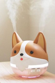 Milo Corgi Diffuser With more persons seeking to lose excess weight or perhaps get healthy, Girly Things, Cool Things To Buy, Stuff To Buy, Kawaii Bedroom, Kawaii Gifts, Accessoires Iphone, Nerd, Cute Room Decor, Tone It Up