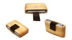 Wooden Wallet (001) - Haydanhuya