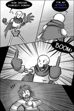 Best Collection of funny frisk pictures on iFunny Frisk memes. Best Collection of funny frisk pictures on iFunny Undertale Puns, Undertale Comic Funny, Undertale Drawings, Undertale Fanart, Frisk, Underswap, Fandoms, Funny Comics, Comic Art
