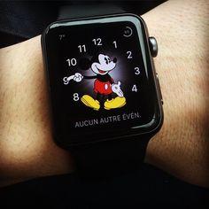 Mon cadeaaaaauuuu !!!! #iwatch by briicexsi