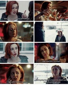 Drunk Nicole is my fav Series Movies, Movies And Tv Shows, Tv Series, Kat Barrell, Katherine Barrell, Fantasy Shows, Dominique Provost Chalkley, Waverly And Nicole, Nerd Love