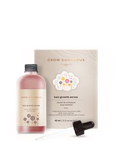 Grow gorgeous is designed for all girls who dream of gorgeous hair. Our hero Hair Growth Serum combines seven break- through actives, proven to make hair visibly longer, fuller and thicker, whilst our lightweight nine-in-one Cleansing Conditioners are the ultimate in multi-tasking for decadently gorgeous hair.