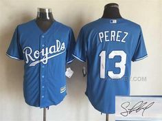 http://www.xjersey.com/royals-13-salvador-perez-light-blue-signature-edition-new-cool-base-jersey.html Only$35.00 ROYALS 13 SALVADOR PEREZ LIGHT BLUE SIGNATURE EDITION NEW COOL BASE JERSEY Free Shipping!