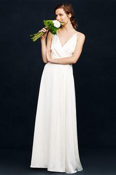 J. Crew's new wedding lookbook is minimalist perfection