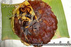 Receita de Pé-de-Moleque Nordestino Tradicional de Carimã. http://www.gulosoesaudavel.com.br/2011/06/11/pe-de-moleque-tradicional/