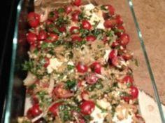 Balsamic Vinegar Chicken with Fresh Tomatoes Recipe