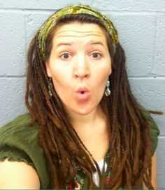Late to the Party: The Knotty Truth: A White Girl's Dreadlock Journey