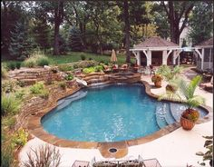 Image result for colored concrete pool deck ideas