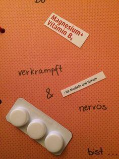 DIY - Wenn-Buch ... Wenn du mal verkrampft und nervös bist