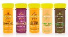Wellness Shots | Project Juice