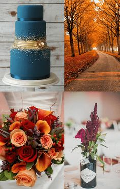 Here at Lily Houston our thoughts are turning towards your Autumn nuptials - and we absolutely adore an autumn wedding. The log fires, early morning mists over the fields and good red wine are all wonderful, but its the amazing colour palette for an autumn wedding that we get excited about! If you are planning to get married in autumn we have loads of exciting ideas in our blog 'Fall in love with Autumn colours' . Love, Lily x