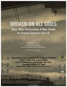 Broken on all sides [videorecording] : race, mass incarceration & new visions for criminal justice in the U.S. : a documentary / by Matthew Pillischer ; produced, directed and edited by Matthew Pillischer