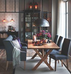 Gillar stilen! Loft kitchen/dining room
