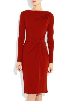 I splurged a bit on this Michael Kors dress -- can't wait to wear it. xo.