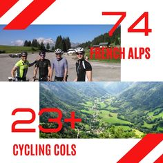 French Alps Bike Tours Cycling Cols week really has begun! Lake Annecy, Annecy France, Cycling Holiday, French Alps, Scenery, Bicycle, Weather, Vacation, Mountains