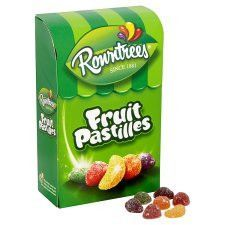 Rowntrees Fruit Pastilles Carton 500g