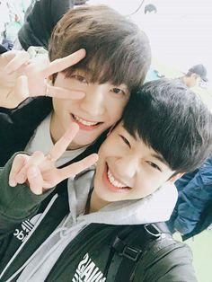 Kim Donghyun (김동현) & Hong Eunki (홍은기)