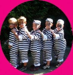 Boefjes kinderfeestje (heel NL)
