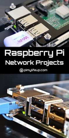 Raspberry Pi Network Tutorials Improve the network on your Raspberry Pi with these projects. Electronics Projects, Computer Projects, Robotics Projects, Hobby Electronics, Electrical Projects, Arduino Projects, Electronics Gadgets, Diy Projects, Raspberry Pi Computer