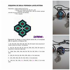 Esquema bola forrada LaVelvetina parte 1