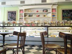 lovely cake shop in SoHo
