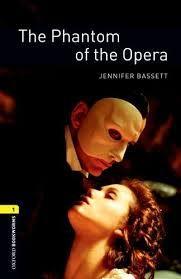 The Phantom of the Opera. Lectura recomanada per a 1r d'ESO