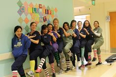 Our child life specialists celebrating Child Life Month! Some of the dedicated physicians, nurses, care partners, residents, volunteers and staff that take care of our pediatric patients every day. Ucla Medical, Medical Care, Child Life Specialist, Childrens Hospital, Medical Center, Adolescence, Volunteers, Pediatrics, Nurses