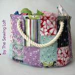 Tutorial: Fabric storage bin with handles   Sewing   CraftGossip.com