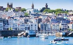 Guernsey, the setting of the novel, The Guernsey Literary and Potato Peel Pie Society, a pretty good read and looks like an excellent place to visit.
