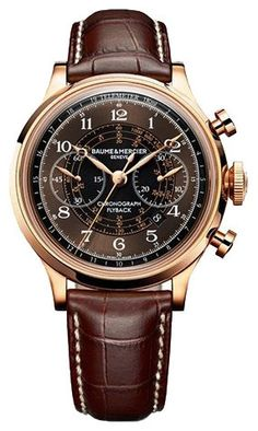 Baume et Mercier Watch Capeland #bezel-fixed #bracelet-strap-alligator #brand-baume-et-mercier #case-depth-14-5mm #case-material-rose-gold #case-width-42mm #chronograph-yes #date-yes #delivery-timescale-call-us #description-done #dial-colour-brown #flyback-yes #gender-mens #luxury #movement-automatic #official-stockist-for-baume-et-mercier-watches #packaging-baume-et-mercier-watch-packaging #style-sports #subcat-capeland #supplier-model-no-m0a10087…