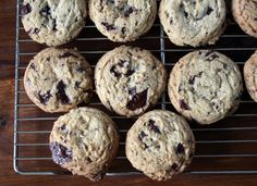 | Dana Treat – Treat Yourself. Not Without Salt - Salted Carmel Chocolate Chip cookies.
