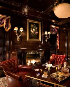 View the latest interior design concepts from Marshall Erb Design. This portfolio displays some of the newest living room interior ideas and designs. Home Office Design, Home Office Decor, House Design, Home Decor, Design Design, Casa Steampunk, Karton Design, Interior Exterior, Interior Design