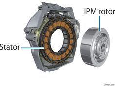 2012 Honda CR-Z  IMA Electric Motor, 1024x768, #151 of 182