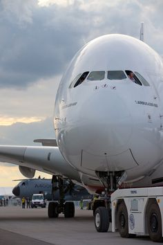 The mighty beast of Airbus.... A380