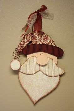 I love this website! They have all kinds of unfinished wood crafts that you can decorate. So much fun! Check it out!