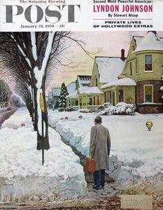 1959 - Verschneiten Hinterhalt