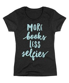 Shirts for people who love books. Find more literary tees on the blog post.