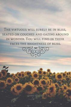 A beautiful Quran verse.