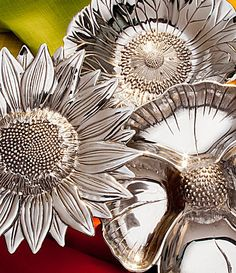 Wilton Armetale Garden Art Serveware Collection #Dillards