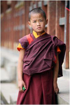 Tamshing Lhakhang Monastery Bumthang Tibet