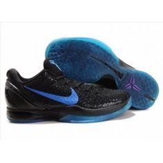 online store 621a1 2d954 Nike Zoom Kobe VI Mens Basketball Shoe Royal Blue Black