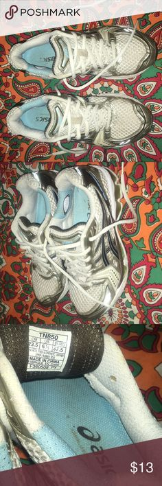 Asics Sneakers Worn 5-10 times still in great condition Asics Shoes Sneakers