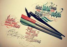 Risultati immagini per grafia o calligrafia