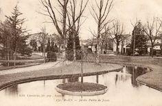 Agen , jardin de jayan  1921